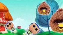 Angry Birds Darth Vader Star Wars Toys Egg Surprise Toys Story Spongebob Toys