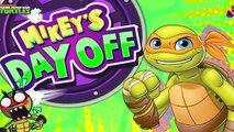 Teenage Mutant Ninja Turtles - Mikeys Day Off - Ninja Turtles Games