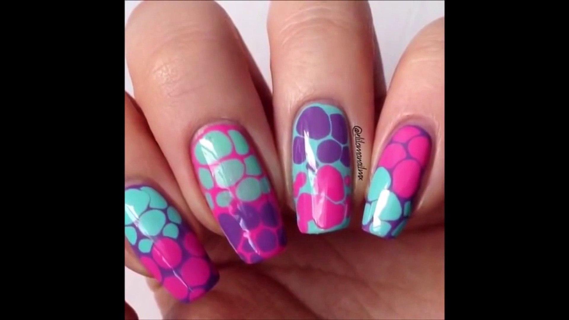 Os Mais Lindos Tutoriais de Unhas (Nails Tutorials)