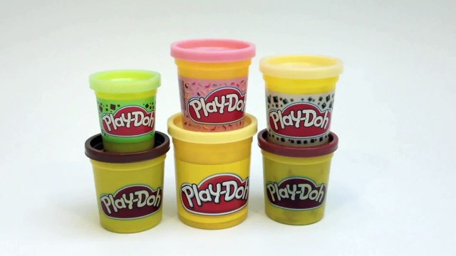 Play Doh Cupcakes Recipe How to make Cupcakes Playdough Mint Chocolate Ice Cream Recipe