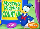 Mickey Mouse Clubhouse - Mystery Picture Count Up