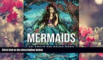 [PDF]  Mermaids: An Adult Coloring Book with Mystical Island Goddesses, Tropical Fantasy