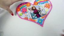 Valentines Day Anna & Kristoff FROZEN STOP MOTION Prank Frozen Videos Play Doh Videos + Toy Videos