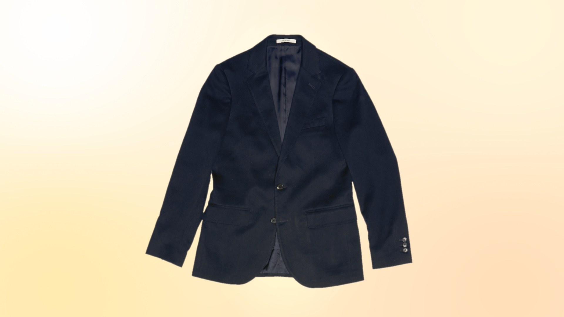 One Thing Three Ways: Navy Blazer