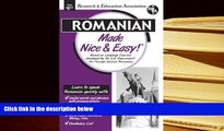 Download [PDF]  Romanian Made Nice   Easy (Language Learning) For Ipad