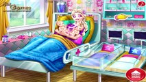Pregnant Anna, Pregnant Elsa & Pregnant Ladybug Gives Birth To Twins - Baby Games Compilation