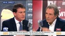 Valls ne défendra pas le programme de Hamon, mais se rangera derrière lui s'il gagne