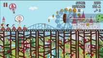Snoopy Coaster - Snoopy Christmas Games For Kids