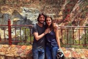 Almudena Navalón y Manuel Carrasco esperan una niña