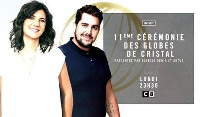 Globes De Cristal - Lundi 30 janvier 2017
