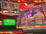 John cena & hbk vs edge & randy orton raw 02 26 2007