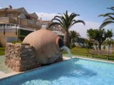 100 000 Euros – Gagner en soleil Espagne : Quartier prestigieux - Villa / Maison à 1000 m de la plage