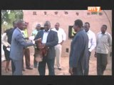 Rencontre-initié par la CEDEAO sur la pêche dans la zone  la CI représenté par le Ministre Adjoumani