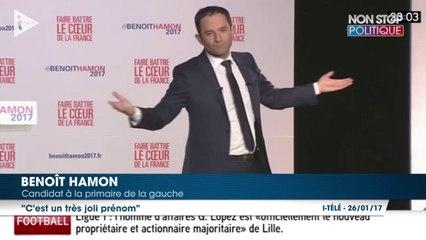 """Benoît """"Bilal"""" Hamon : sa réponse cinglante aux attaques de l'extrême-droite"""