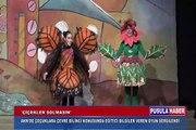 Zonguldak Devlet Tiyatrosu tarafından çocukların çevre bilincini geliştirecek oyun sergilendi