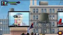 Spiderman - Marvel Ultimate Spider-Man - Iron Spider Level 2