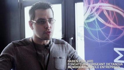 Atlanpole - Interview Fabien Poulard - Atlanpole Entreprises