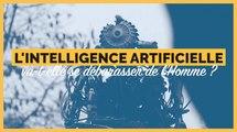 L'intelligence artificielle progresse mieux lorsque c'est une autre IA qui lui apprend