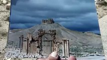 Palmyra Before & After ISIS