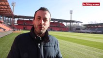 FC Lorient. Les secrets de la pelouse hybride du Moustoir