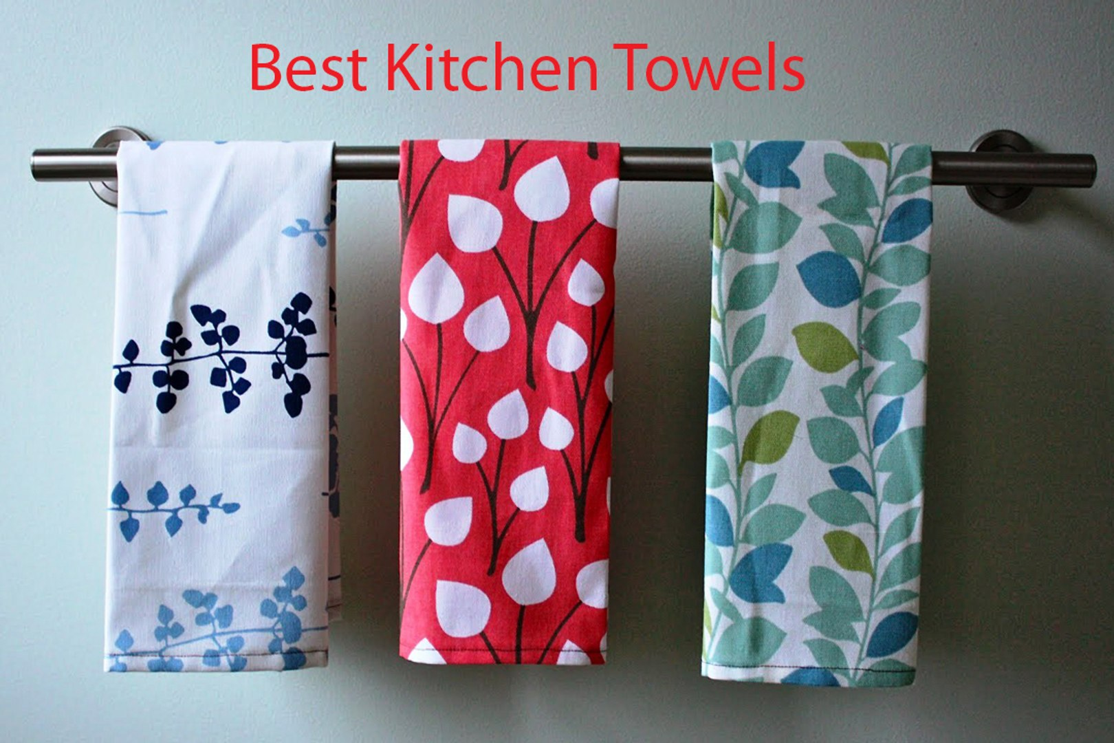 What Are The Best Kitchen Towels To Buy 5 Best Kitchen Towels