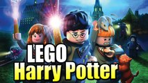 LEGO Harry Potter Year 1—4 Remastered Walkthrough 39 — The Quidditch Cup 100%