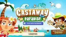 Castaway Paradise - island sim [Android/iOS] Gameplay (HD)
