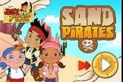 Джейк и пираты нетландии эпизодов игры для детей баки для песка Пираты!