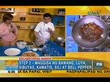 Kitchen Hirit: Escabecheng Manok | Unang Hirit