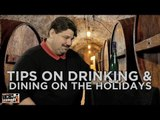 Tips on Drinking and Dining for the Holidays from UCB's Pantsuit