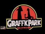 Giraffic Park: a SKETCH by UCB's Sneak Thief!