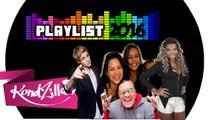Playlist - musicas mais tocadas em 2016