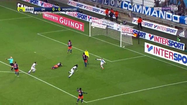 Bafetimbi Gomis Goal HD - Marseille 1 - 0 Montpellier - 27.01.2017