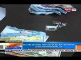 NTG: 3 detainees, arestado sa buy-bust operation sa Bulacan Provincial Jail