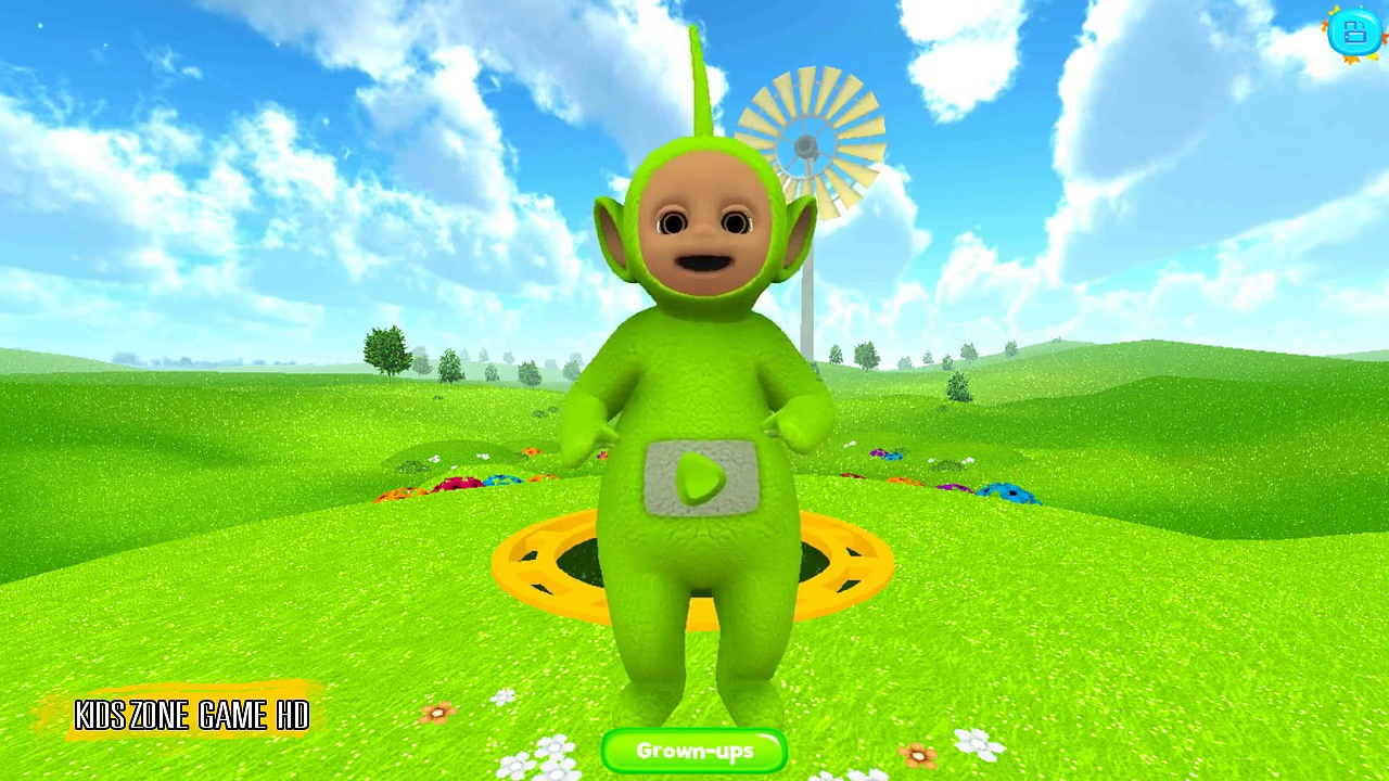 Teletubbies – New Windmill Magical Event Tune – The Peanuts Dance Version