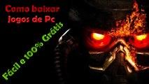 Como Baixar Jogos De Graca para PC 100% de Graca!