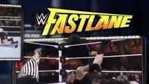 Roman Reigns & Dean Ambrose Destroy Brock Lesnar 1-1
