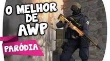 Dani Russo - A Melhor do Baile  Paródia O MELHOR DE AWP CSGO (PT-BR)