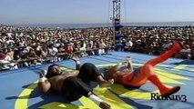 WCW Bash at the Beach 1995 Trailer