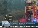 Chile: gob. anuncia medidas para asistir a afectados por incendios