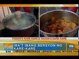 Kitchen Hirit: 'Paskong Anong Sarap!' Kare-Kare | Unang Hirit