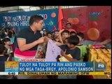 Sharing the Christmas spirit, Unang Hirit-style in Quezon City | Unang Hirit