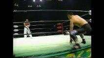 Jinsei Shinzaki vs TAKA Michinoku (Michinoku Pro Decmeber 19th, 1996)
