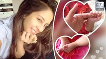 Chahat Khanna Baby Girl's FIRST Picture Out