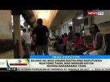 BT: Bilang ng mga unang naitalang naputukan ngayong taon, mas marami kaysa noong nakaraang taon