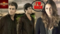 Nina Dobrev To Return For 'Vampire Diaries' Series Finale | Hollywood Asia