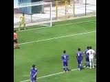 Gaziantep`s Goalkeeper Scored Own Goal After Saving a Penalty