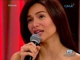 Startalk: Jennylyn Mercado live!