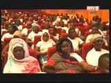 Yamoussoukro: le Président Blaise Compaoré a échangé avec ses compatriotes burkinabès vivant en CI