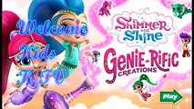 Shimmer And Shine Genie-rific Creations | Fun video for kids Boys and Girls. Enjoy :)